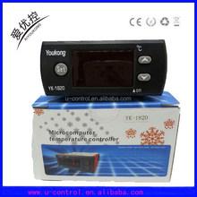 digital thermostat high temperature controller/industrial high temperature thermometer Yk-1820