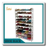 Classic shoe storage furniture for shoe store