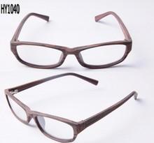 Imitate/ fade wood sunglasses, acetate optical frame for wholesale or OEM