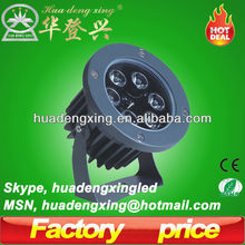 Long Life Span led flood light factory 6w