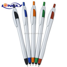 2015 Fashion style stylus pen plastic ball pen for promotion