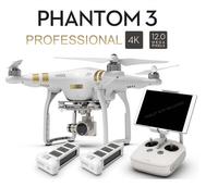 phantom 3 quadcopter drone uav , 4K 12.0 Mega pixles UAV