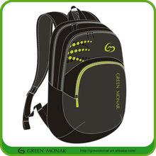 nylon teens school bag Day hiking/Outdoor/Sport/School/Nylon/Travel Backpack Bag