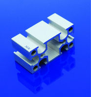 aluminium profile fix glass MK-8-3060G