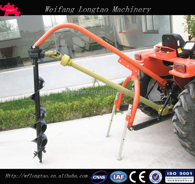 tractor supply post hole digger manual