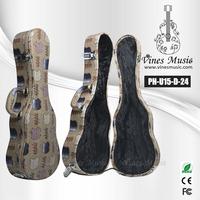 """21""""24""""26""""leather ukulele case ukulele hard case ukuleleaccessories"""