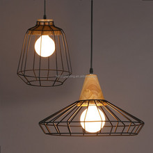 New products creative South Asia style industrial cage light fixture on alibaba express