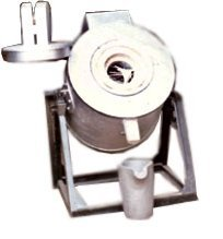 Aluminium Melting Cum Holding Furnace