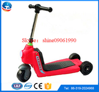 Wholesale Mini Micro scooter, 3 wheels mini kick scooter for kids