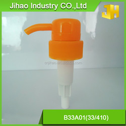 Chinese factory offer 33/410 plastic cover for shampoo bottle