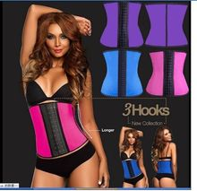 rubber body shaping slimming corset latex waist corsets waist trimming corsets waist and abdomen moulding