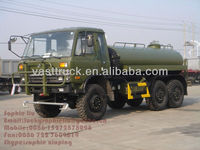 6x6 Army fuel tanker truck for sale