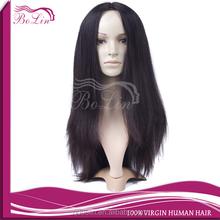 Wholesale High Quality Virgin European Human Hair Jewish Kosher Wigs