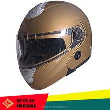 weight light flip up helmet with DOT