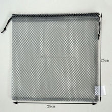 Promotional nylon mesh laundry bag, dirty laundry bag