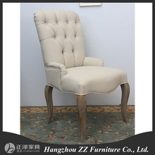 French Provincial Painted Dining Chairs