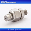 industrial cleaning adjustable ball joints nozzle