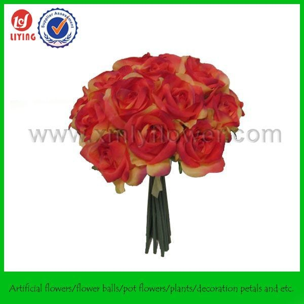 11 Fake Real Looking Artificial Flower Artificial Flowers