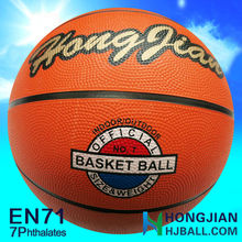 promotional size 7 basketball balls