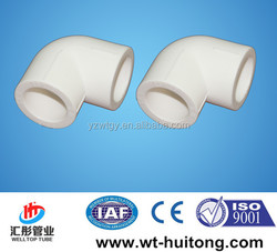 new arrival green plumbing plastic to copper compression fitting ,ppr adapter