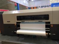 Cheap price 70 to 150m per hour digital textile printing machine TLDP-K1808