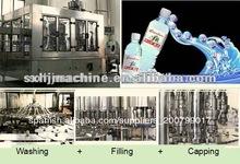 el agua embotellada de fabricación de la máquina