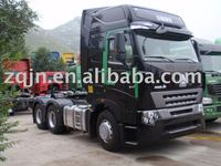 MAN technology China A7 freightliner 6*4