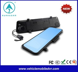 4.3 inch rear view cameras for cars with Blutooth