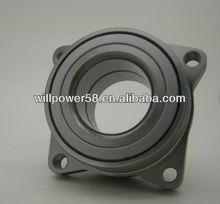 Bearing unit, wheel bearing, wheel hub unit