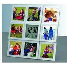 PHOTO FRAME ALARM CLOCK