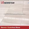 Newstar wooden white lantai marmer