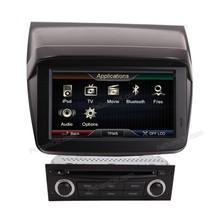 Auto parts for Mitsubishi L200 car dvd gps navigation system