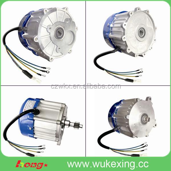E rickshaw electric tricycle dc motor 48 volt 220v dc for 48 volt dc motor