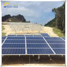50KW Ground mounting,solar kits,solar panel installation