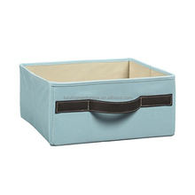 2015 best selling nonwoven folding Storage Box,collapsible storage container, new