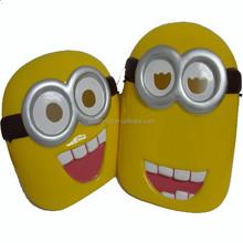 despicable me minion mascot costume mask QMAK-2114