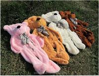 unstuffed teddy bear skins wholesale