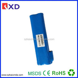 DC 7.4v 4400mah heated clothes Rechargeable Battery