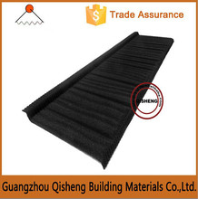 Traditional sun stone coated metal roof tiles for sale/Stone coated galvanized steel sheet roof tile