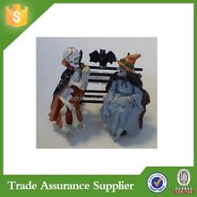 New Design Resin Halloween Decorations/Wholesale Halloween Skull