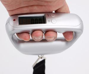 45 кг/10 г Go Travel электронные вес багажа мера масштаб 1 CR2032 батареи