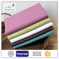 TC 65/35 Woven Poplin Fabric For Pocketing Shirting fabric garment