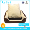 pet sofa bed/dog cushion bed/indoor dog house bed