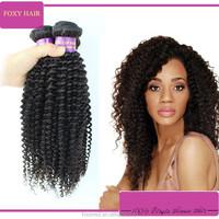 7A virgin hair unprocessed malaysian hair wholesale kinky curly micro loop hair extension