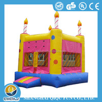 2015 popular commerecial house bouncer inflatable,bouncer inflatable toy