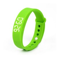 Fashion & charm sport health energy bracelet to calculate step running,distance,calories light weight,waterproof for men