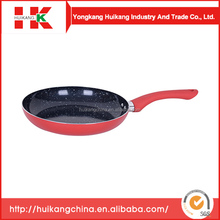 2015 new style qualified Silicone Handle FDA non-stick cooking fry pans