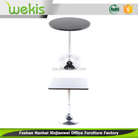 Wholesale Home furniture moroccan modern round tempered glass coffee table