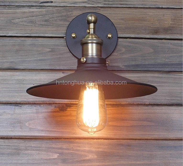 Cordless Edison Bulb Lamp: Vintage Edison Light Bulb Battery Powered Pendant Light