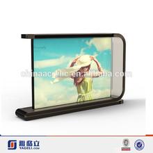 Wholesale acrylic photo frames folding photo stand